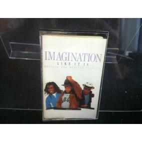 Imagination Like It Is Cassette Ca1