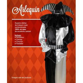 Disfraces Adultos Arlequin