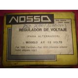 Regulador Voltaje Alternador 12 Volt Fiat 1500 Y 1600 Nuevo