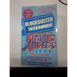 Libro Blockbuster Guide To Movies Videos En Ingles La Plata