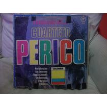 Tapa Sin Disco Cuarteto Perico Otra Vez