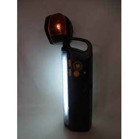 Lampara Multifuncional Baterias 4 Luces Radio Portatil A906