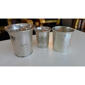 Vasos De Plata 925