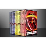 Avatar A Lenda De Aang + A Lenda De Korra Completo