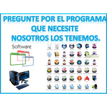Programas Para Computadora Para Sistemas 32 Y 64 Bit