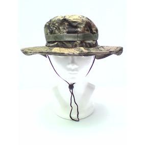 Sombrero De Caceria Camuflaje Bosque De Ala Abatible