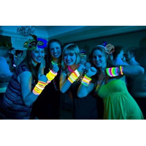Pulseras Neon, Luminosas, Batucada, Neon, Fiestas