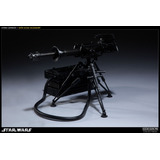 Star Wars Sideshow E-web Heavy Repeating Blaster 1/6 Nuevo