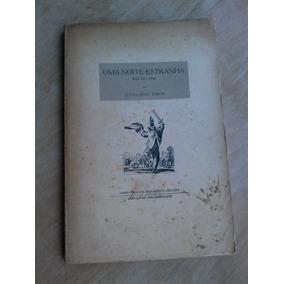 Livro - Uma Noite Estranha. Alexandre Torok. Peça Em 3 Ato 3542d33045494