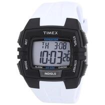 Timex Expedition Full Size Chrono Alarm Timer - Blanco