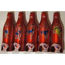 Botellas Coca Cola 2014 (chile)