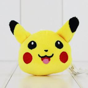 Pokémon Pikachu Pelúcia Mini Chaveiro Original Frete Grátis