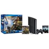 Playstation 3 Slim De 250 Gb Con 5 Juegos Y Controles