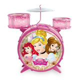 Bateria Infantil Princesas Toyng