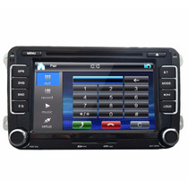 Central Multimidia Dvd Com Gps, Jetta , Tiguan, Golf, Polo