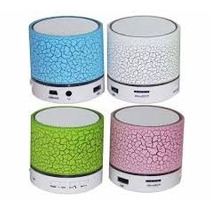 Cornetas Portatil Cilindro Mini Music Usb Bluetooth Mp3 Ipod