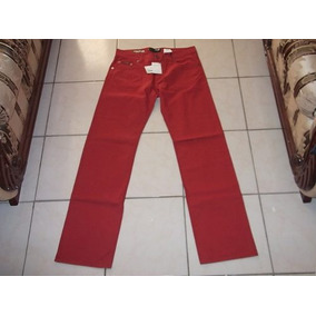 Exclusivo Pantalon Love Moschino 30 32 33 36 Red