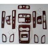 Kit Moldura Color Madera Para Tablero Dmax 2011-2014 Sincro.
