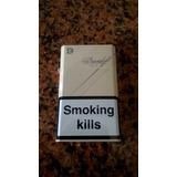 Cigarrillos Davidoff Gold Importados Box De 20 Lleno!!!