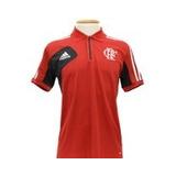 Camiseta Polo Flamengo adidas Original 2013/2014