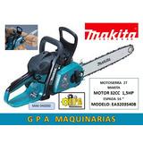 Motosierra Makita Ea3203 Motor 32cc Esp.16 G P A Maquinarias