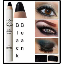 Lápis Sombra Jumbo Eyes Nyx Original Black Bean Bellaimports