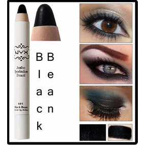 Lápis Sombra Jumbo Eyes Nyx Original Black Bean Bellaimports