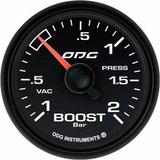 Manômetro Dakar Full Color Boost -1 A 2 Pressão Turbo Odg