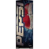 Adesivo Geladeira Pepsi Classic # 65 (frigobar)
