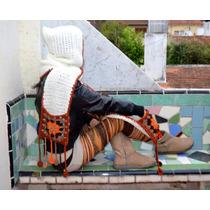 Tejidos Crochet Bufanda Con Capucha