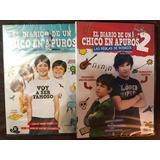 Dvd Diario De Un Chico En Apuros 1 & 2 Diary Of A Wimpy Kid