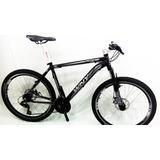 Bicicleta Bike Trilha Aluminium Freios A Disco