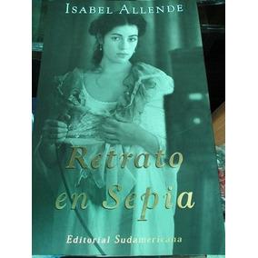 Isabel Allende Retrato En Sepia