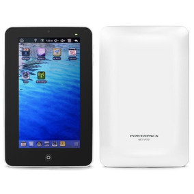 Tablet Powerpack Net-ip803 - Wi-fi/3g/câmera 2mp/tela 8