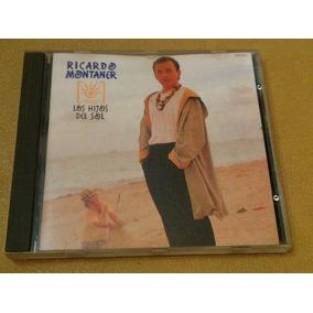 Ricardo Montaner Cd Los Hijos Del Sol Primera Edicion De 199