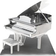 Fascinations Piano De Cola Rompecabezas Metálico 3d