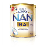 Leite Nan Ha 400g (kit 6 Latas)