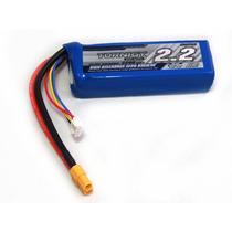 Bateria Lipo 3s 11.1v 2200mah 20-25c Litio, Polimero, Robot