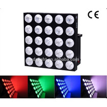Painel Matrix Led Rgbw 25*10w 4 Em 1 Q-v25 Pro Light