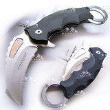 Kerambit Navaja Magnum Cuchillo Seguridad Supervivencia