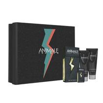 Perfume Animale For Men Kit 100ml - Original