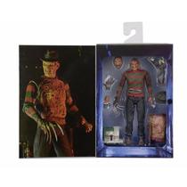 Ultimate Freddy Krueger Figura Pesadilla En Elm Street3 Neca