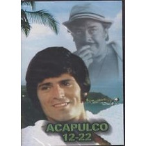 Dvd Cine Mexicano Tin Tan Jorge Rivero Acapulco 12-22 Tampic