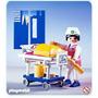 Playmobil City - Incumadora E Enfermeira - 3979 - Completo