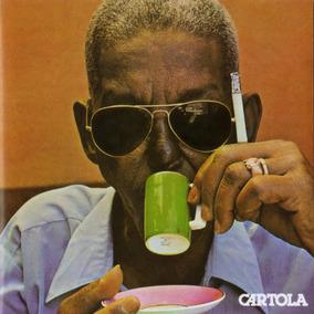 Lp Cartola - Verde Que Te Quero Rosa (lacrado) Sony Music
