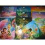 Coleccion Completa Hadas De Disney Cuentos Infantiles