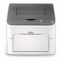 Impressora Laser Color C110 Oki P\ Transfer Nova !!!