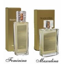 Perfume Hinode Traducoes Gold 100ml - Masculino E Feminino