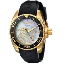 Reloj Invicta Women 0489 Angel Collection Cubic Zirconia