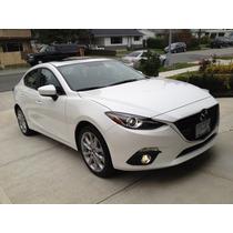 Mazda 3 (nueva Versión), Blanco Perlado (2015)